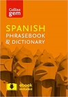 Collins Gem Spanish Phrasebook & Dictionary