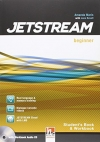 JETSTREAM BEGINNER STUDENTS & WORKBOOK with Digi