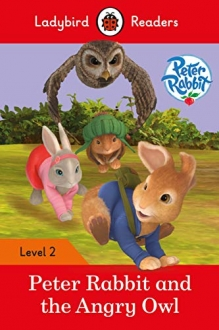 Peter Rabbit and the Angry Owl - Ladybird Reader