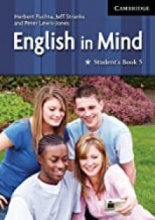 English in Mind Level 5 Students