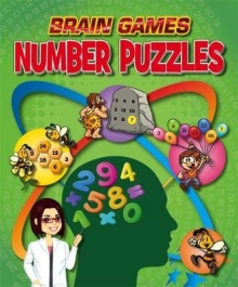 BRAIN GAMES NUMBER PUZZL