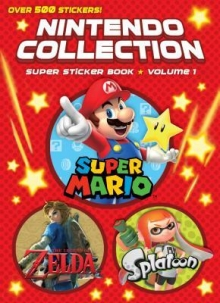Nintendo Collection: Super Sticker Book: Volume