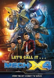 Lets Call It...Mech-X4