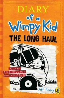 DIARY OF A WIMPY KID 9 THE LONG HAUL (For ages 9