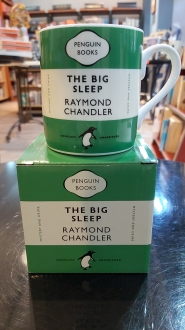 The Big Sleep Raymond Chandler: Green Mug