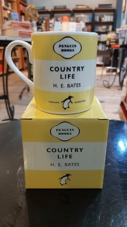 COUNTRY LIFE H.E.BATES:  Yellow Mug