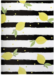 Lemons Large GreenBookle