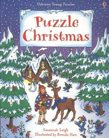 Sticker Puzzle Christmas (4 years old)