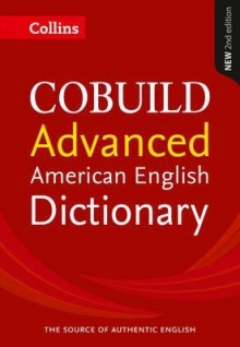 Collins COBUILD Advanced American English Dictio