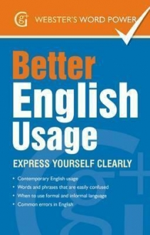 Better English Usage : E