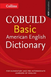Collins COBUILD Basic American English Dictionar