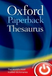 Oxford Paperback Thesaur