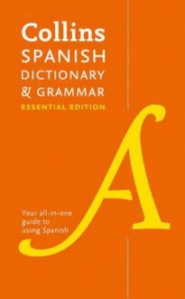 Spanish Essential Dictionary and Grammar : Two