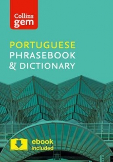 Portuguese Phrasebook and Dictionary Gem Edition
