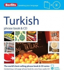 Turkish  Phrase Book & CD