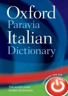 Oxford-Paravia Italian Dictionary
