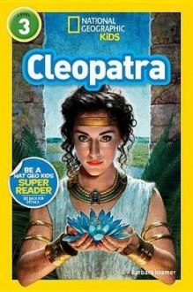 Nat Geo Readers Cleopatra LEVEL 3 (ასაკი 12-17)