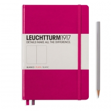 Leuchtturm1917 Notebook Medium A5 Plain - Berry