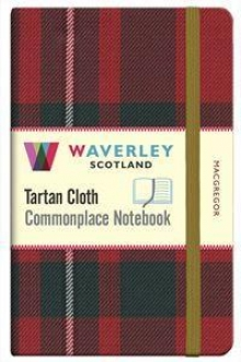 Tartan Cloth Notebook