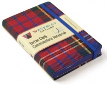 Waverley Genuine Scottish Tartan Notebook