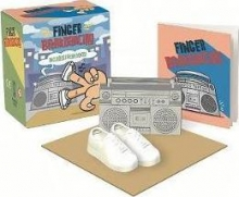 Finger Breakdancing : Plays fresh beats!