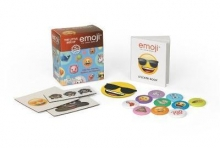 The Little Box of emoji : With Pins, Patch, Stic