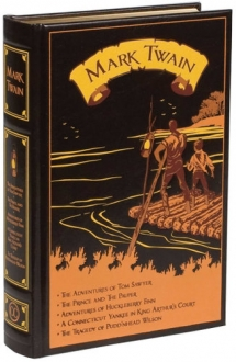 Mark Twain Five Novels