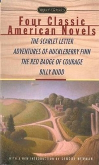 The Scarlet Letter, Adventures of Huckleberry Th